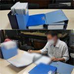 法定備付書類の定期検査